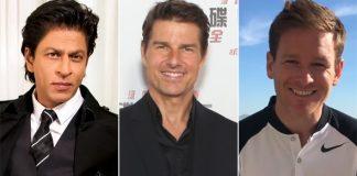 SRK more exciting than Tom Cruise: Morgan on King Khan's 55th B'day
