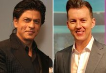 SRK wants to see Brett Lee playing Hindi songs on guitar