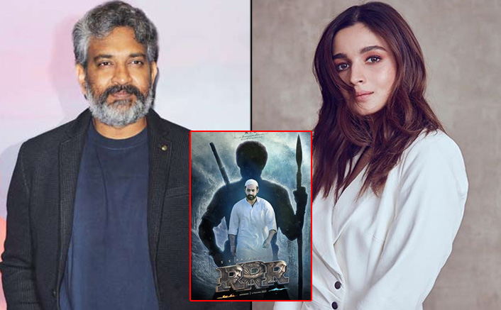 SS Rajamouli Reveals Why He Selected Alia Bhatt For RRR Opposite NTR Jr & Ram Charan Teja