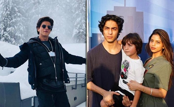 Suhana Khan Tricks Her Brother Aryan & Posts A Photo He Didn't Want To Be Out!