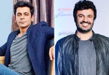 Sunil Grover begins shoot for web series by Vikas Bahl