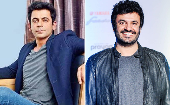 Sunil Grover Stars Shooting For Vikas Bahl's Sunflower