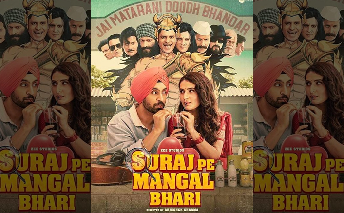 Suraj Par Mangal Bhari To Lighten Up Your Diwali With A Theatre Release? Deets Inside!