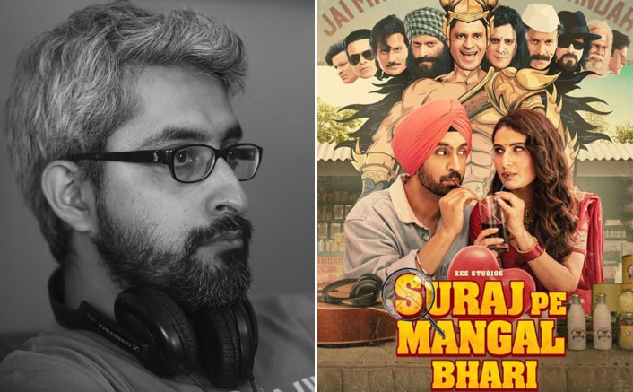 Suraj Pe Mangal Bhari Director Abhishek Sharma Urges B'wood To Release Films In Theatres