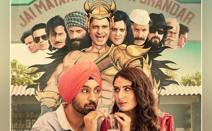 Suraj Pe Mangal Bhari Stars Diljit Dosanjh, Manoj Bajpayee & Fatima Sana Shaikh