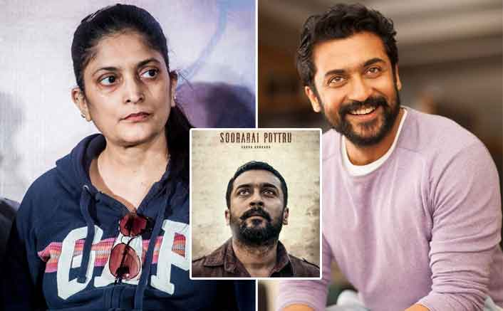 Soorarai Pottru Director Sudha Kongara Cannot Stop Raving About Superstar Suriya (Pic credit: Instagram/actorsuriya)