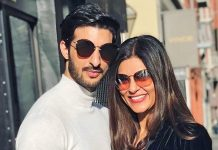 Sushmita Sen Opens Up About Meeting Rohman Shawl
