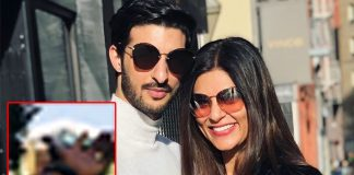 Sushmita Sen's BF Rohman Shawl Gets Her Name Inked On His Arm & Our BF Wouldn't Even Callback