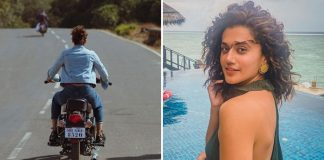 Taapsee Pannu expresses her love for bikes