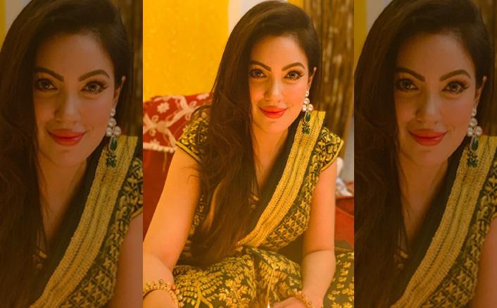 Munmun Dutta Shares Her New Pics In A Saree
