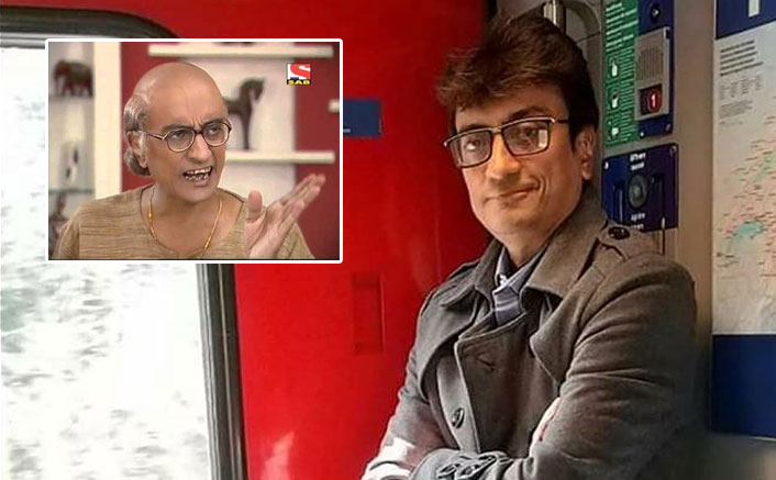 Taarak Mehta Ka Ooltah Chashmah: Amit Bhatt Had Suffered An Infection Due To His Bald Look & Here's How He Got Rid Of It(Pic credit: Instagram/amitbhattmkoc)
