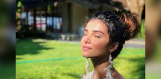 Tara Sutaria had 'a whale of a time' in Maldives