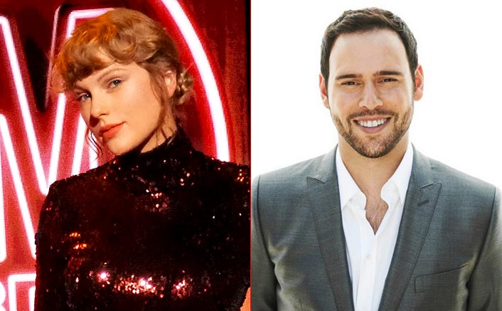 Taylor Swift Makes A Shocking Revelation (Pic credit –   Getty Images; Scooter Braun / Facebook)