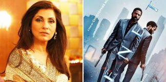Tenet: Dimple Kapadia Was Asked To Delete The Photos Of Her Dialogues She Clicked But They Were Still Intact In 'Deleted Folder'