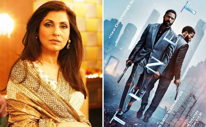 Tenet: Dimple Kapadia Was Asked To Delete The Photos Of Her Dialogues She Clicked But...
