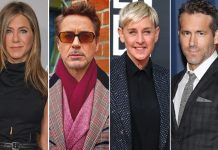 Thanksgiving 2020: Jennifer Aniston, Robert Downey Jr To Ellen DeGeneres - Sneak Peek Into Their Celebrations!