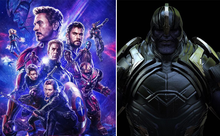 Thanos In His New 'Warrior' Look Looks Ready To Face Avengers Once Again (Pic credit: Instagram/jsmarantz)