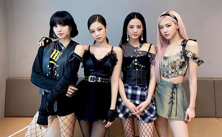 The Hashtags Blackpink & Panda Were Trending On South Korean Twitter Over The Weekend
