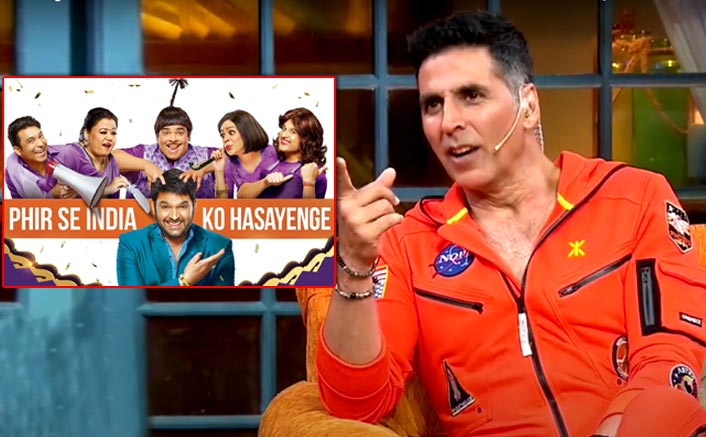 The Kapil Sharma Show: Akshay Kumar Reveals That The Comedian Lives In A Bigger House Than Him!