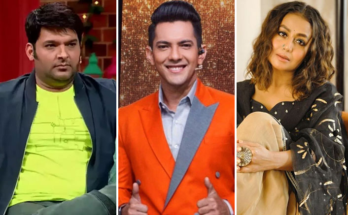 The Kapil Sharma Show Witnesses Aditya Narayan Answering If He's Getting Married In Anger Because Of Neha Kakkar