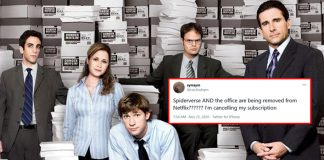 The Office Is Officially Leaving Netflix & Fan's Can't Control Their Emotions