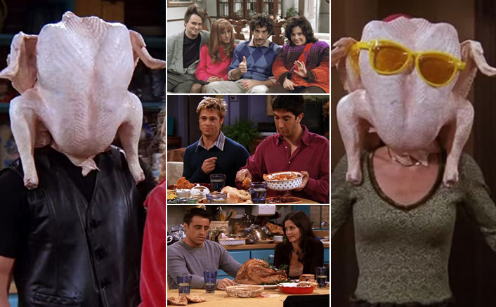 The One With All The Thanksgiving – Enjoy The Day With The FRIENDS