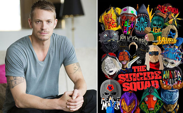 Joel Kinnaman Says The Suicide Squad Sequel Made Him Laugh At Every Page