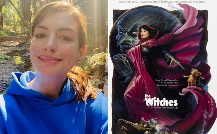 Anne Hathaway Reacts On The Witches Limb Differences Controversy