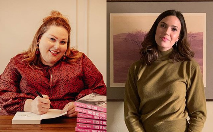 This Is Us Star Chrissy Metz Seeks Help From Co-Star Mandy Moore To Find A New Boyfriend?(Pic credit: Instagram/chrissymetz, mandymooremm)
