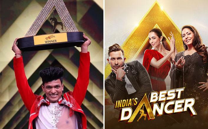 Tiger Pop AKA Ajay Singh Becomes The Winner Of India's Best Dancer Season 1