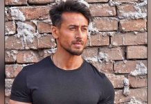 Tiger Shroff urges fans to protect the planet