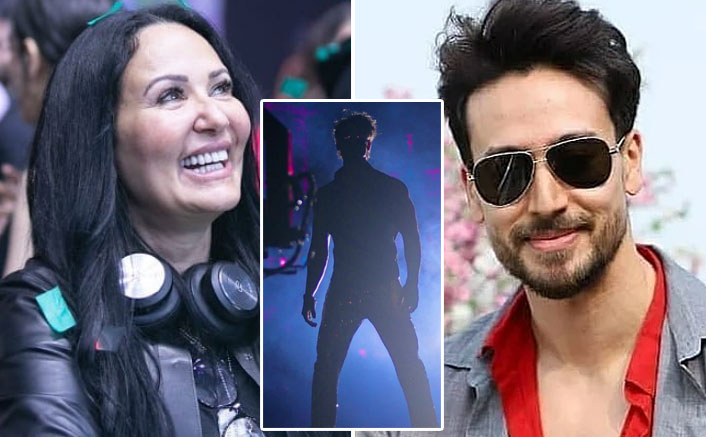 Tiger Shroff's mother teases a special project