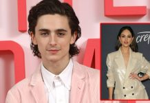 Timothée Chalamet Spotted With A Hickey On His Neck; Fans Suspect If It's From Ex-GF Eiza Gonzalez