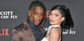 Travis Scott's Comment On Kylie Jenner's Red Bikini Picture Will Make Your Day
