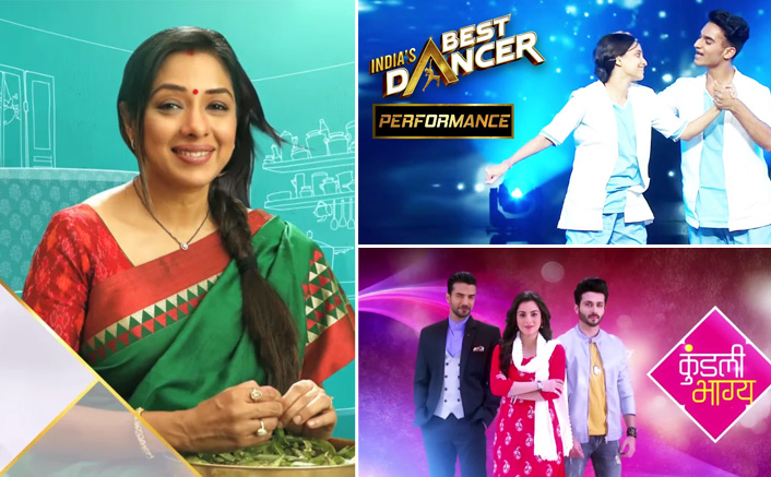 TRP Report: Anupama Still Number 1, India's Best Dancer Beats Kundali Bhagya
