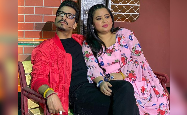 Update: Bharti Singh & Harsh Limbachiyaa Granted Bail On A Bond Of Rs 15,000 Each(Pic credit: Instagram/bharti.laughterqueen)
