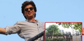 Shah Rukh Khan's Mannat Witnesses Deserted Look For The First Time In Years On His Birthday, See PICS