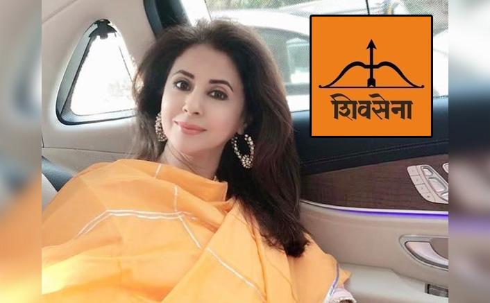 Urmila Matondkar To Join Shiv Sena Tomorrow(Pic credit: Instagram/urmilamatondkarofficial)