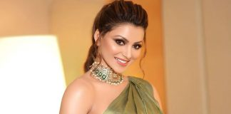 Urvashi Rautela goes '10 shades darker' for project
