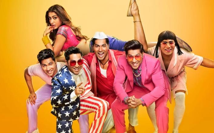 Varun Dhawan & Sara Ali Khan's Coolie No. 1 To Release On Christmas 2021