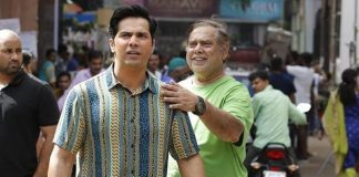 Varun shares 'main brief' by David Dhawan during 'Coolie No 1' shoot