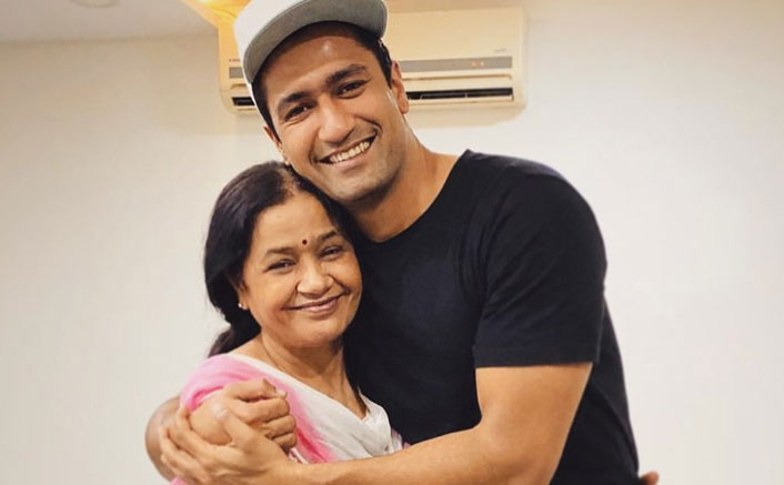 Vicky Kaushal Wishes Mom With 3 Simple Words & He Has Our Heart Yet Again!