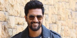 Vicky Kaushal's 'shubh aarambh' for next project