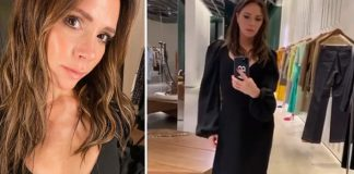 Victoria Beckham Slips Into A Braless Maxi Dress & It's Worth Whopping 1.47 Lacs, See Pic