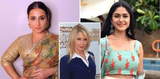 Vidya Balan, Mrunal Thakur join Rosanna Arquette in Indian superhero film voice cast