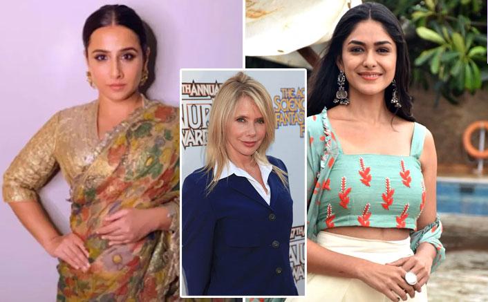 Vidya Balan, Mrunal Thakur Join Rosanna Arquette In Indian Superhero Film Voice Cast