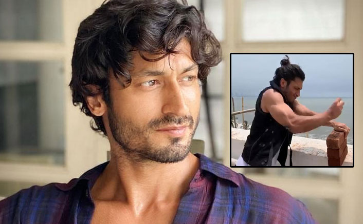 "Vidyut Jammwal: ""Breaking Bricks Is Awesome, But So Is Breaking Your Own Barriers"""