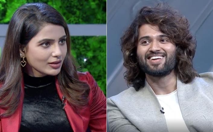 Vijay Deverakonda Confirms Being Single On Samantha Akkineni's Talk Show