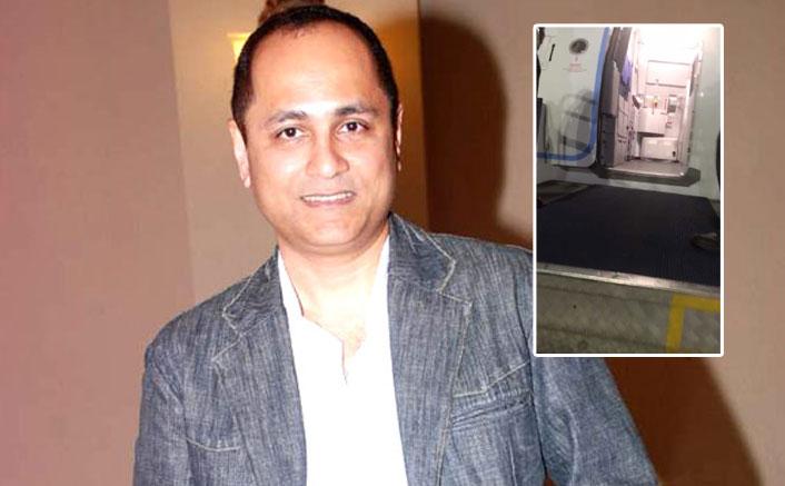 Vipul Shah shares his airport ordeal