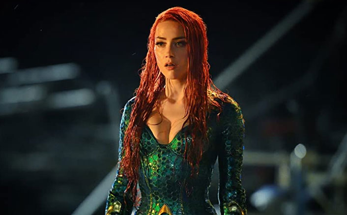 Warner Bros Cannot Fire Amber Heard From Aquaman 2 Due To Her Contract?